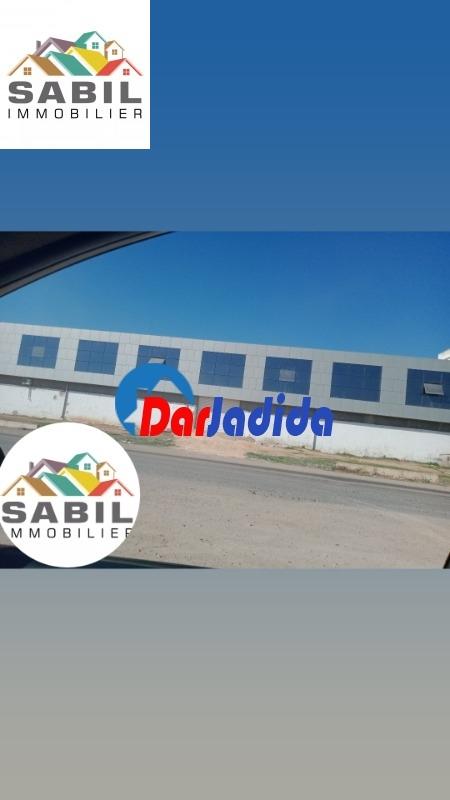 Location Bureaux  Zone industrielle SENIA Es Senia Oran