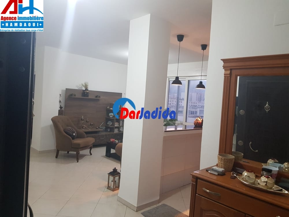 Vente Appartement F4 Quartier seghir Béjaïa Bejaia