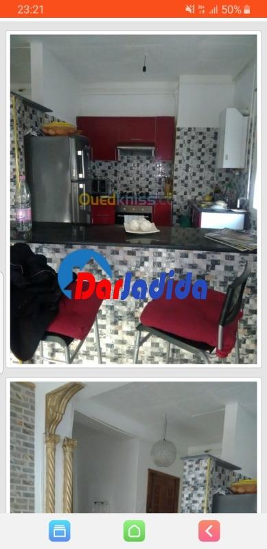 Vente Appartement F2 Tipaza