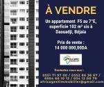 Vente Appartement F5 Bejaia