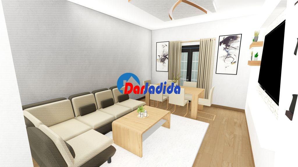 Vente Appartement F3 Tizi-ouzou