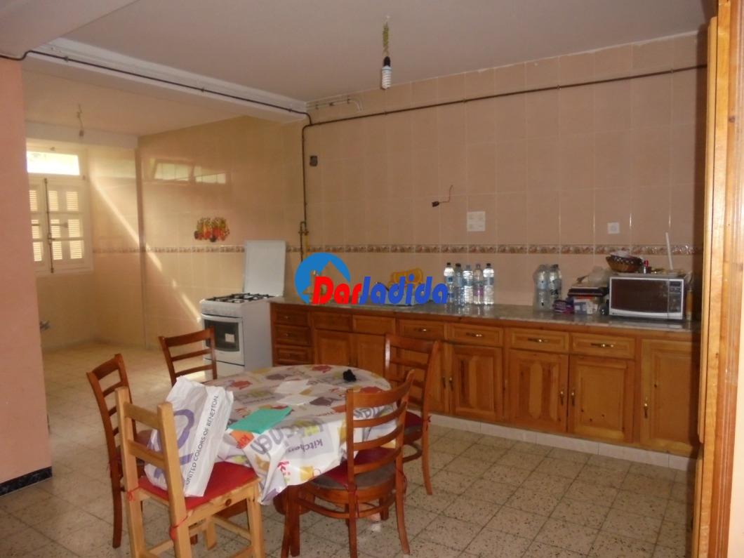 Location Niveau de villa F4 Bejaia