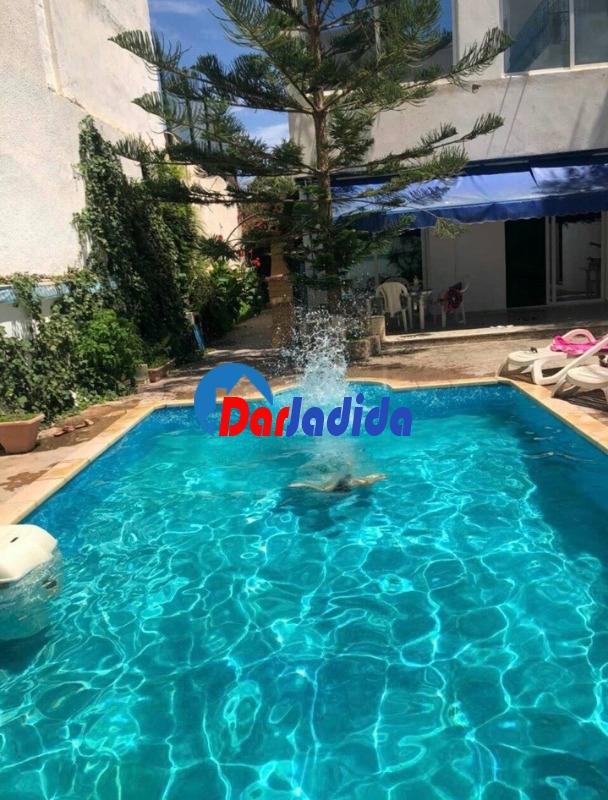 Location Villa F6 Oran