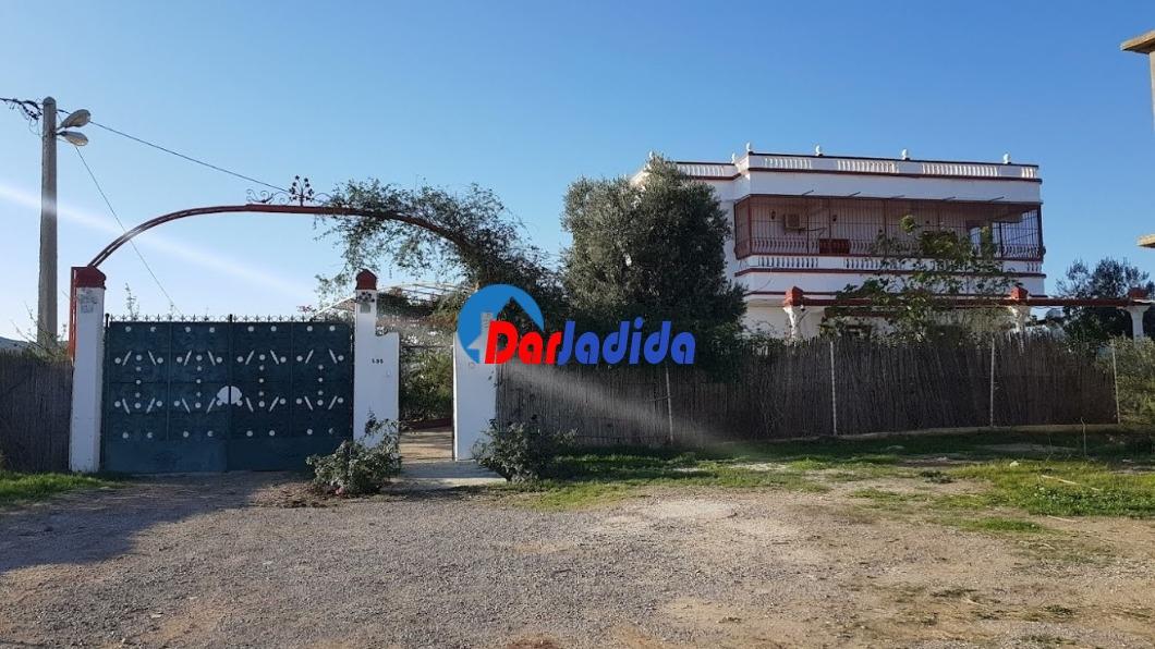 Location Villa F7 Skikda