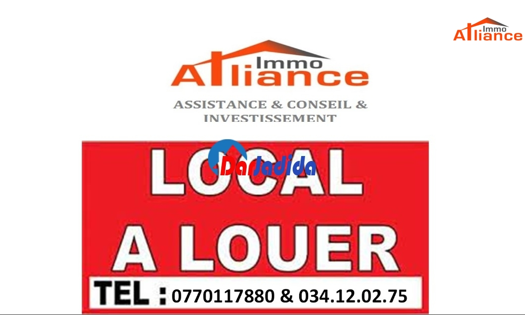 Location Local  Centre ville Bejaia 06000 Béjaïa Bejaia
