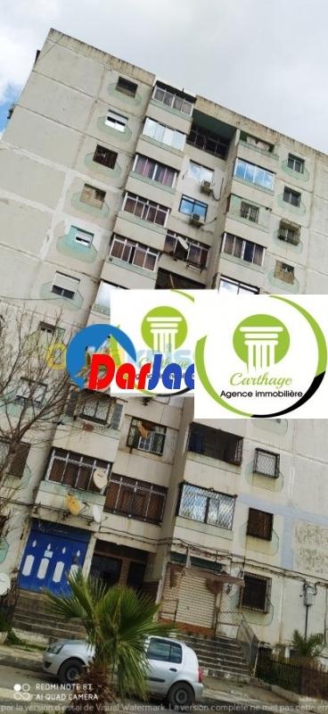 Vente Appartement F3 FAKHARINE Annaba Annaba