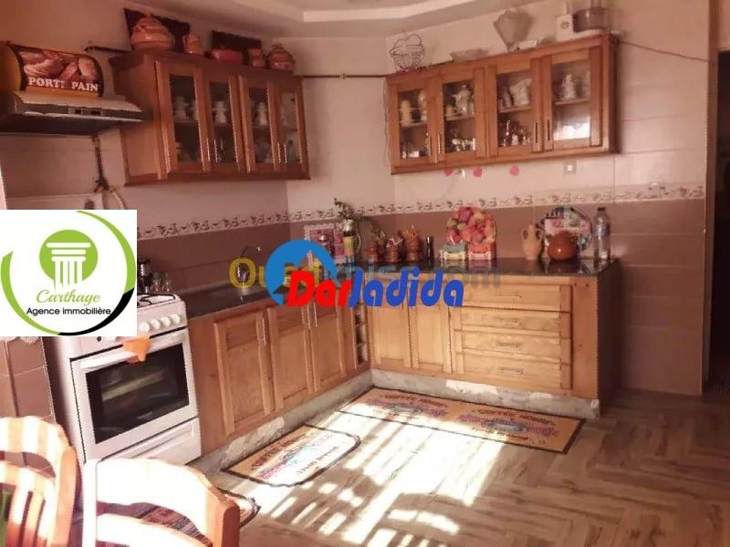 Vente Appartement F3 Sidi Amar