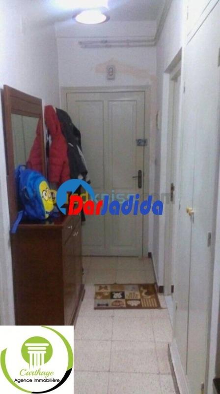 Vente Appartement F3 BOUKHADRA 3 ( AADL LSP) dans une Résidence Annaba Annaba