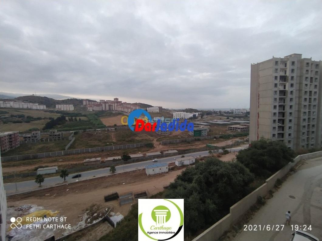 Vente Appartement  El Bouni (Les Crêtes 120 Logts LSP) Annaba Annaba