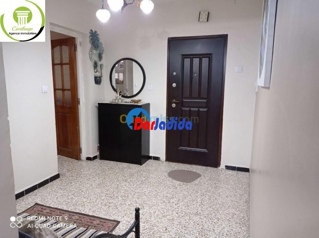 Vente Appartement  El Bouni