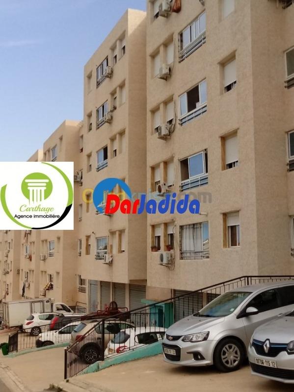Vente Appartement F3 El Bouni