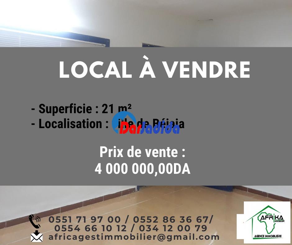 Vente Local  Béjaia Béjaïa Bejaia