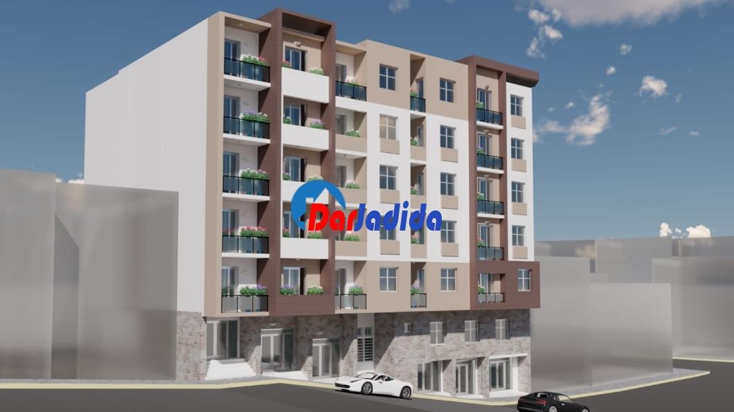 Vente Appartement  Iheddaden ( en face la voute de sport ) Béjaïa Bejaia