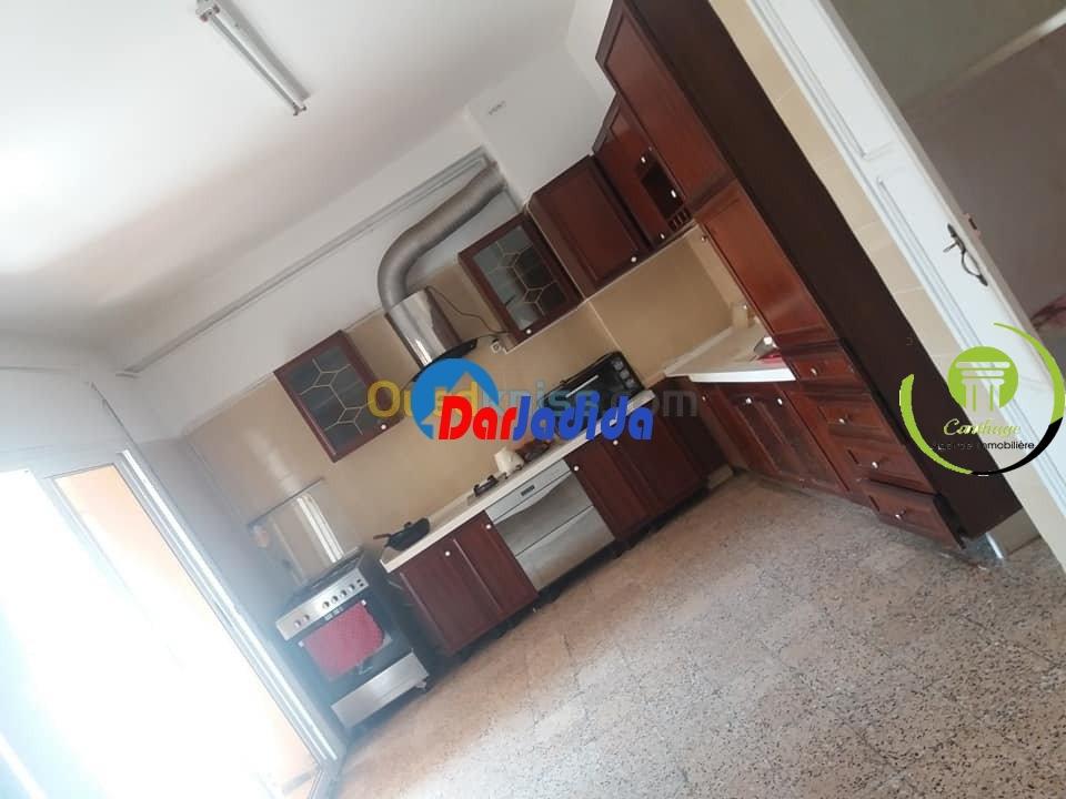 Location Niveau de villa F5 SAINT CLOUD Annaba Annaba