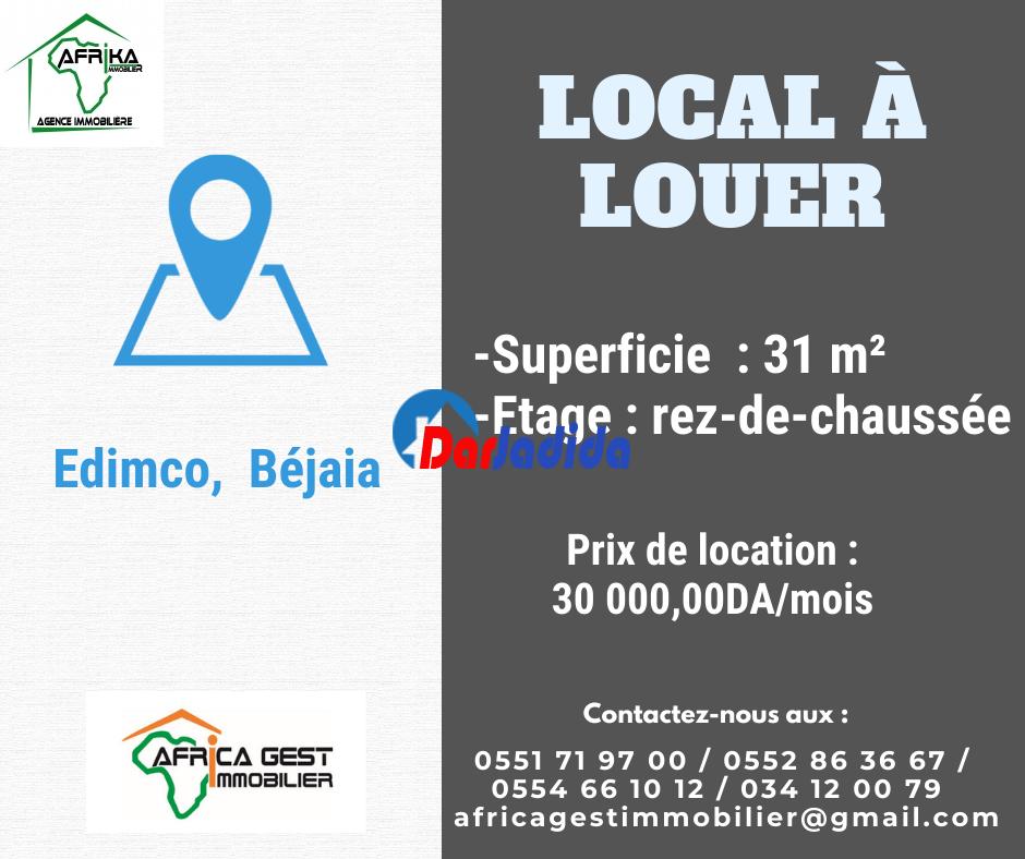 Location Local  Bejaia