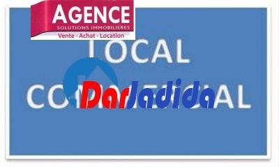 Location Local  BOULEVARD CHEGUIVARA Annaba Annaba