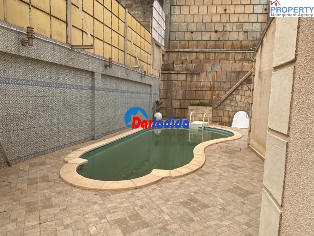 Location Villa F8 Alger