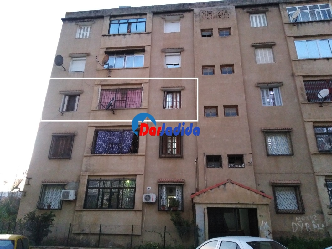 Vente Appartement F4 Plaine-ouest SAFSAF (les allemands) Annaba Annaba