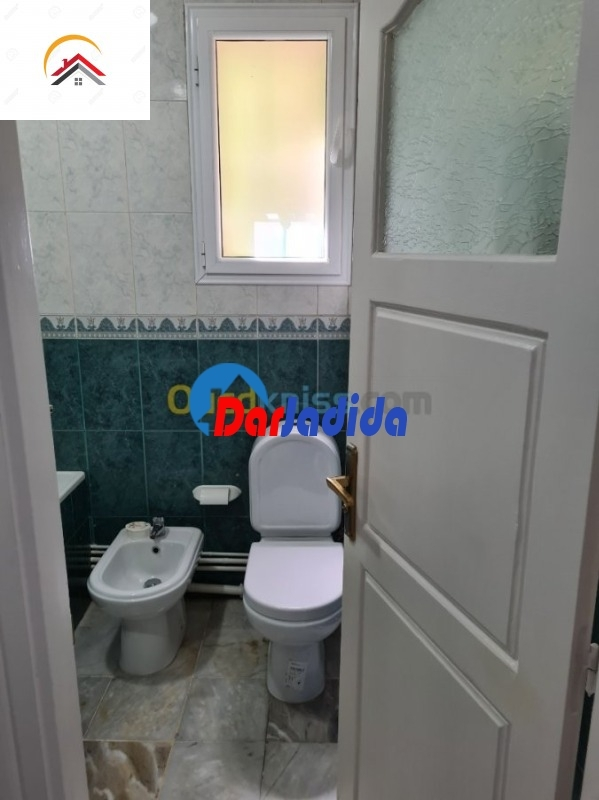 Location Niveau de villa F5 Alger