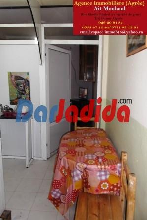 Location Appartement F1/Studio Tizi-ouzou